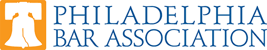 Logo Recognizing Gregory L. Schell, Esq's affiliation with Philadelphia Bar Association